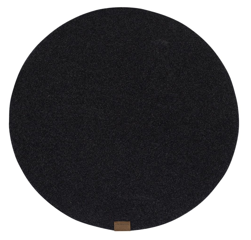 Vilma table mat in wool 60cm