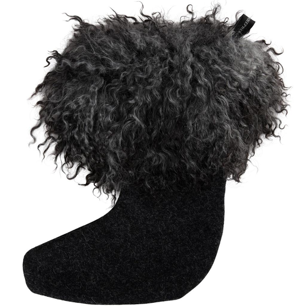 Franni Christmas stocking Black